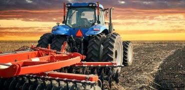 modern farm machines